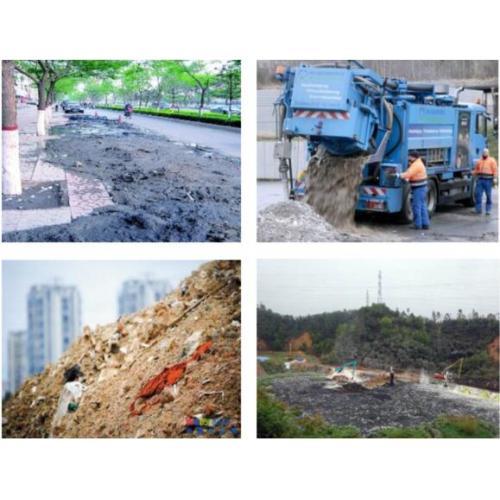 通沟污泥解决方案