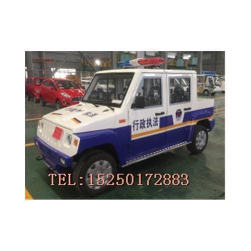 城管专用电动巡逻皮卡车