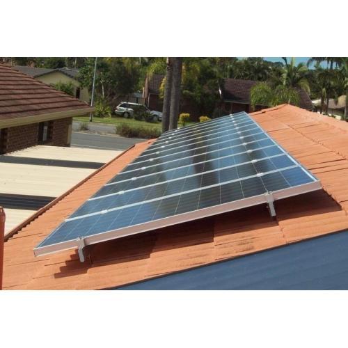 斜面屋顶支架系统