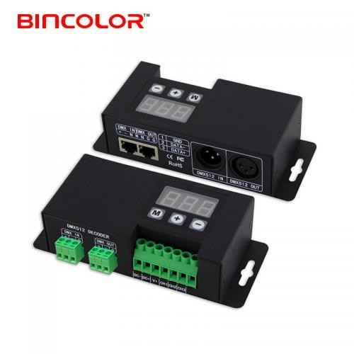 DMX512恒压型3路解码器