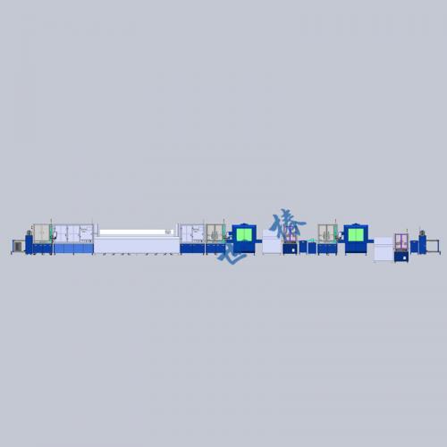 燃料电池封装生产线