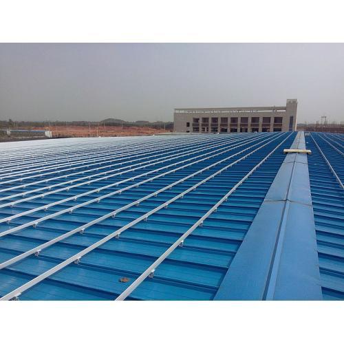 彩钢瓦斜屋面光伏支架系统