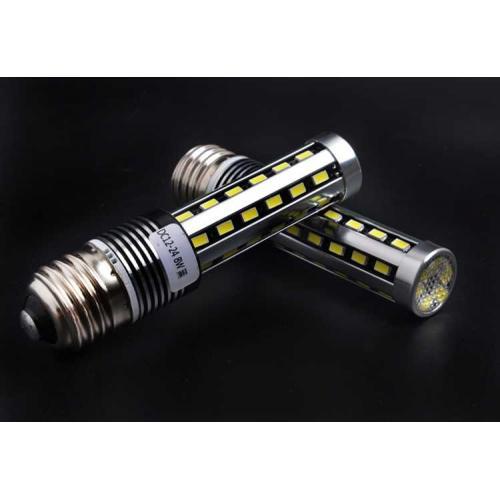 不分极性铝材玉米灯8W