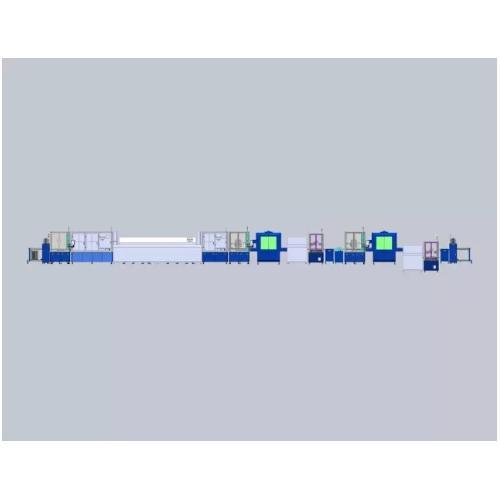 燃料电池自动封装生产线