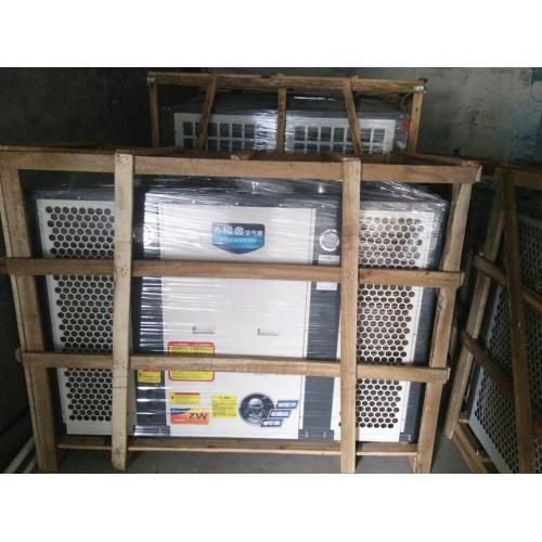 空气能热水器风机盘管保温水箱