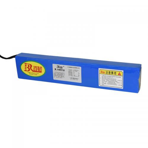 电动自行车长条内置锂电池