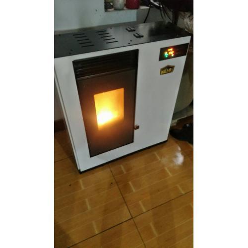 生物质燃料壁炉