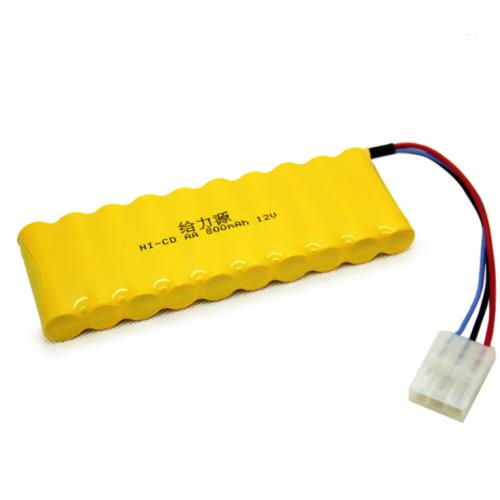 鎳鎘AA800可充電池組合