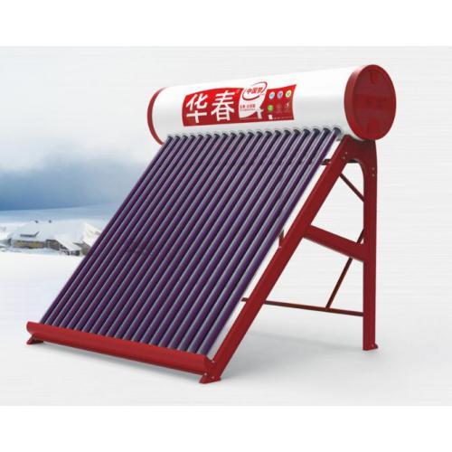 家用全真空管紧凑式太阳能热水器