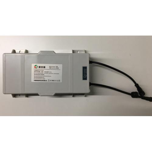 太阳能路灯储控一体锂电池