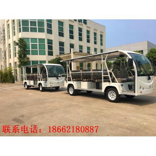 11座电动观光游览车