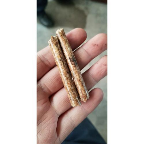 七台河欣目公司供应落叶松颗粒落叶松颗粒