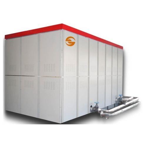 固体蓄热电锅炉