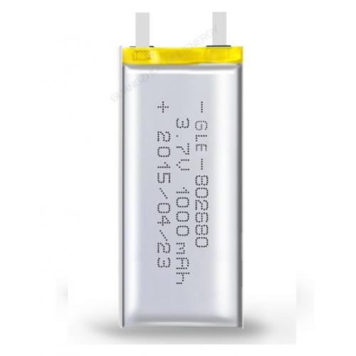 软包可充聚合物锂电池