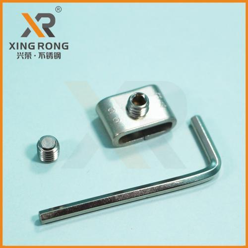 可拆卸螺絲型不銹鋼扎扣