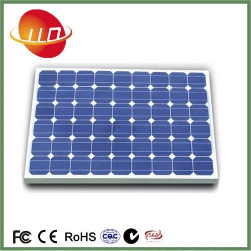100W太阳能发电板