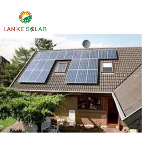 3kw并网太阳能发电机系统