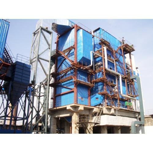 30吨生物质锅炉