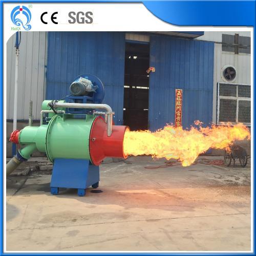 海琦生物质一体化燃烧机生物质木粉燃烧机