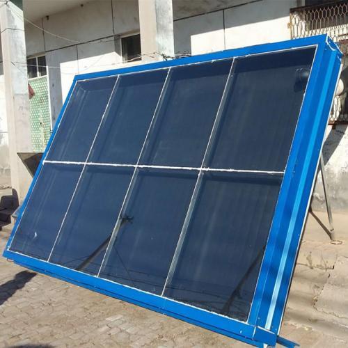 太阳能热风供暖系统