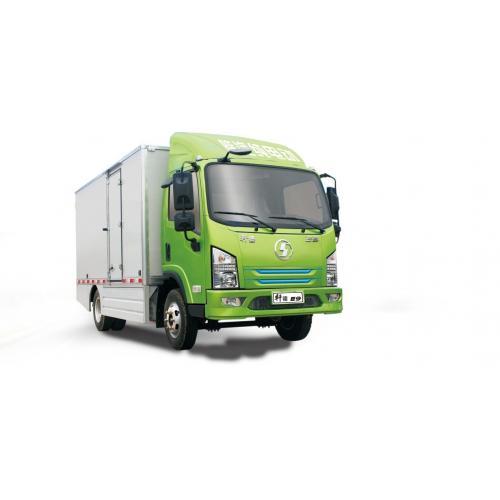 新能源厢式货车