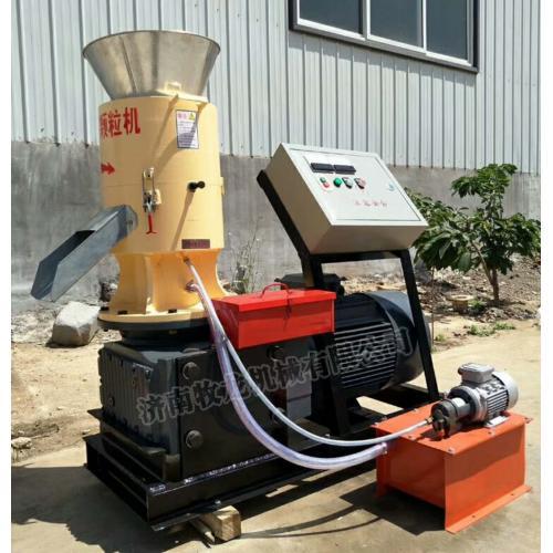 环保生物质燃料颗粒机