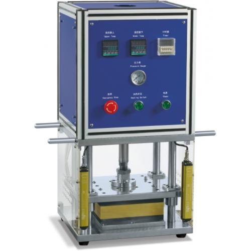 软包电池实验设备热压整形机