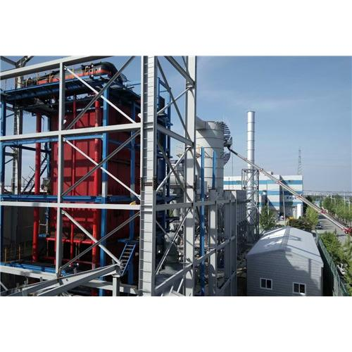 80吨生物质锅炉