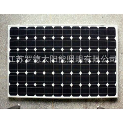 200W多晶太阳能板高效光伏板
