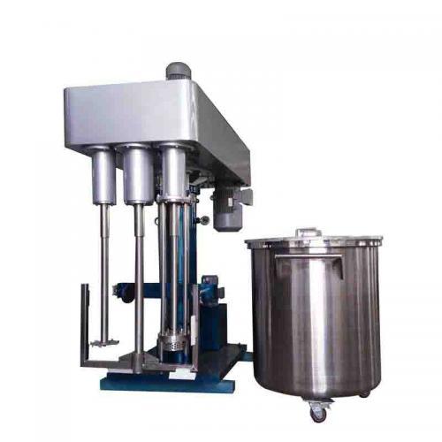三轴多功能分散搅拌机