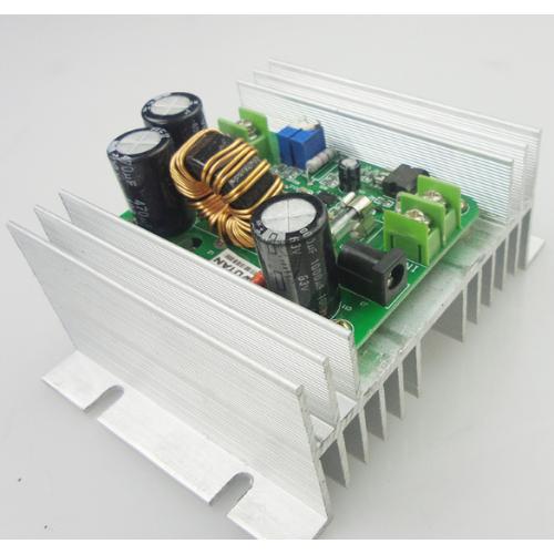 光伏电池板DC-DC升压模块