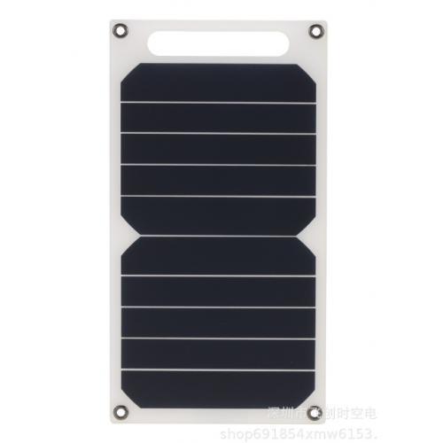 户外太阳能充电板