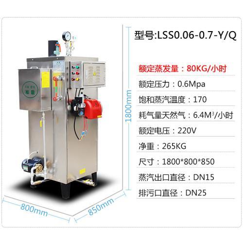 高温燃气蒸汽锅炉