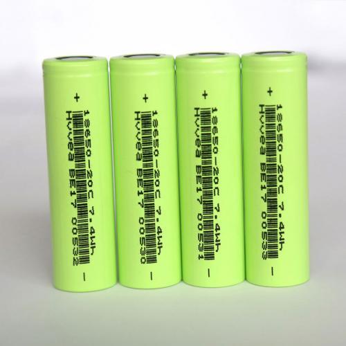 3C三元锂电芯