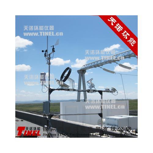 太阳能资源环境观测系统
