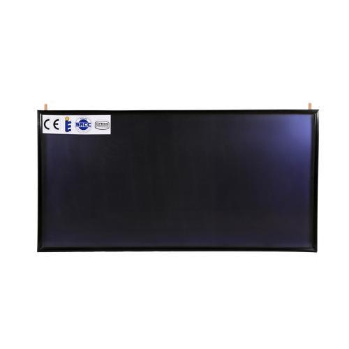 蓝膜涂层平板集热器
