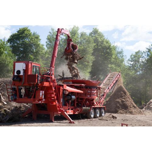 大型木材粉碎机进口木材粉碎机