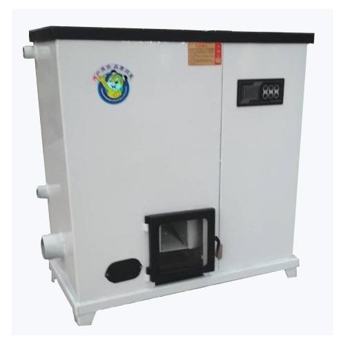 全数控自动除焦生物质水暖炉