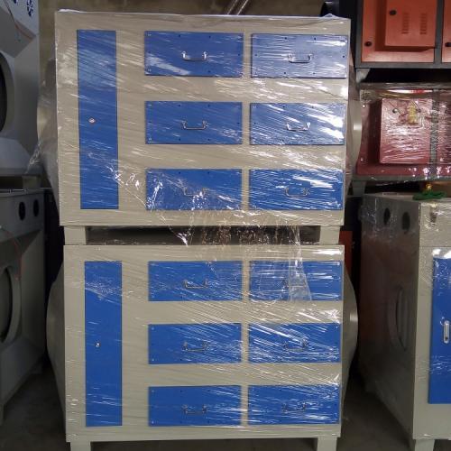 活性炭吸附箱 不銹鋼高效過濾箱