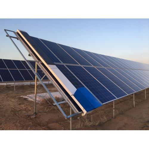 太阳能光伏板清扫设备