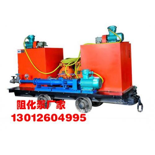 煤礦用防滅火液壓泵