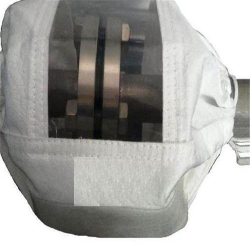 四氟透明法兰保护套 (法兰套)