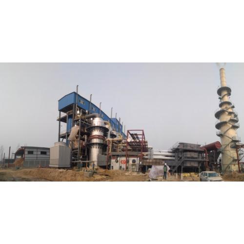 生物质气化碳热电多联产技术