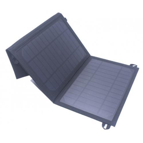14W太阳能折叠充电包