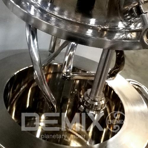 实验型双行星搅拌机