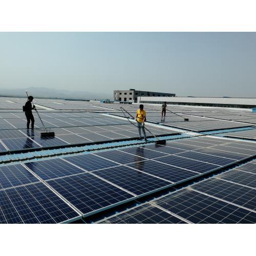 太阳能光伏清洗设备