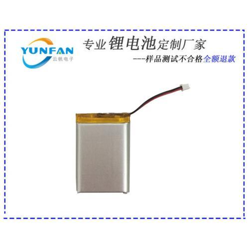 3.7V 1000mAh 聚合物锂电池