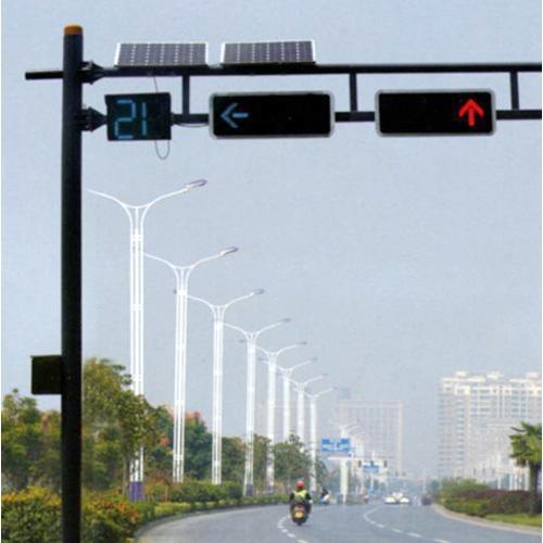 太阳能led交通信号灯