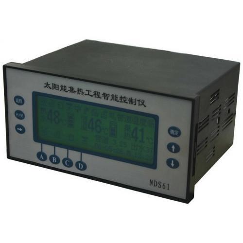 双水箱太阳能热水工程控制仪