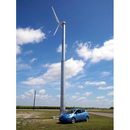 水平軸風力發電機組